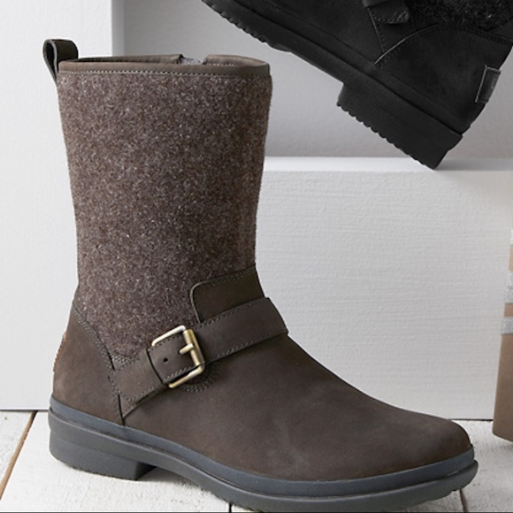 8c545557c9f UGG Robbie stout boots new NWT